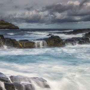 Godrevy Island İngiltere Büyük Ebatlarda