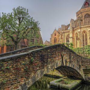 Taş Köprü Regensburg Almanya
