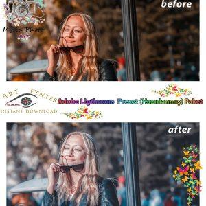 Adobe Lightroom CC İçin Hazır Ön Ayar Paketi (Preset)