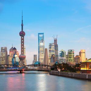 Shanghai' da Bir Öğle Vakti