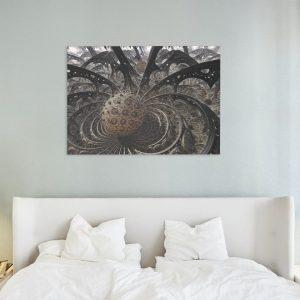 Abstract Çizim ve Kreatif Görünüm Çalışması