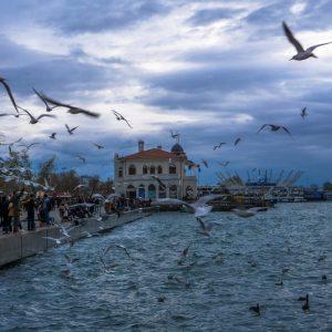Kadıköy İskele Sonbahar