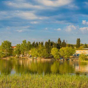 Gölyazı Apollonia Bahara Bakış