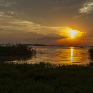 Gölyazı Apollonia Apolyont Gün Batımı