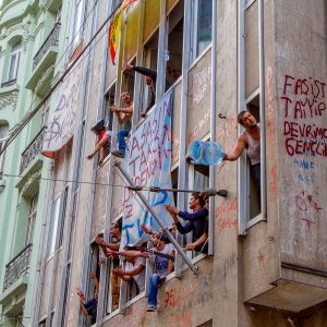 Occupy Gezi 2013 İstiklal Caddesi Protestolar