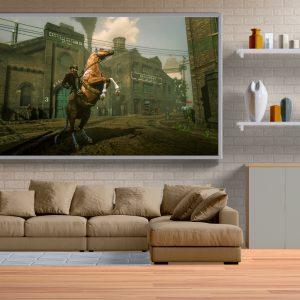 Red Dead Redemption2 5 Farklı Adet Harika Ekran Görüntüsü Poster ve Çerçevelik